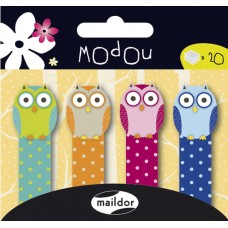 Modou Paper Flags - Owls