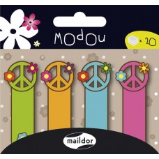 Modou Paper Flags - Peace
