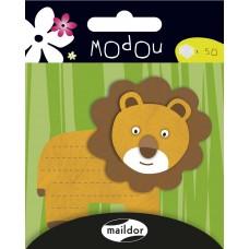 Modou Sticky Notes - Lion