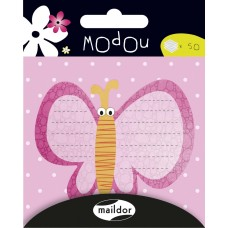 Modou Sticky Notes - Butterfly
