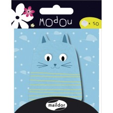 Modou Sticky Notes - Cat