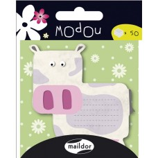 Modou Sticky Notes - Cow