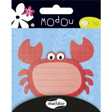 Modou Sticky Notes - Crab