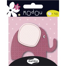 Modou Sticky Notes - Elephant
