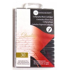 Black, Standard Cartridges 30 pack
