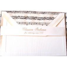 Music Card Set - Box