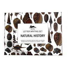 Letter Writing Set, Natural History Prints