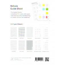 Nebula Guide Sheets A5 - 10 types