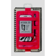 Notebook Tidy - Red