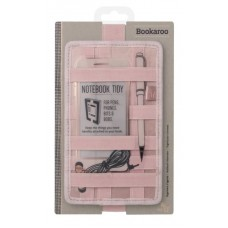 Notebook Tidy - Rose Gold Pink