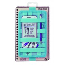 Notebook Tidy - Turquoise