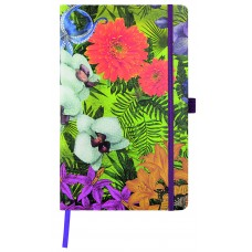 Eden Orchid A5 Notebook