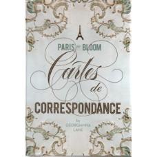 Paris in Bloom Notecard Set - Box