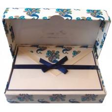 Peacock Prince Card Set - Box