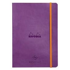 Rhodiarama Perpetual Diary A5 Purple