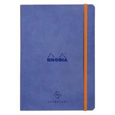 Rhodiarama Perpetual Diary A5 Sapphire