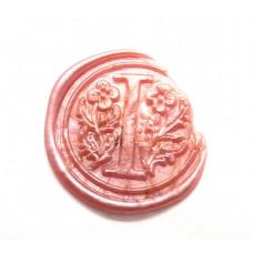 Pink pearl wax