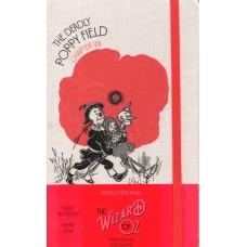 Rhodiarama Hardcover Notebook A5 Poppy - Lined