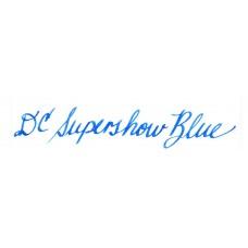 DC Supershow Blue Private Reserve Ink 66ml Bottle