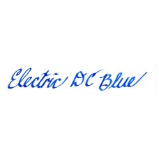 Electric DC Blue Private Reserve Ink 60ml Bottle