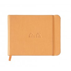 Webnotebook A5 Landscape Orange - Lined