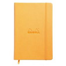 Webnotebook A5 Orange - Lined