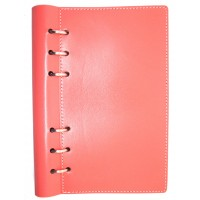 Riviera Personal Clipbook - Coral