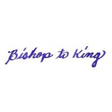 Bishop to King 50ml