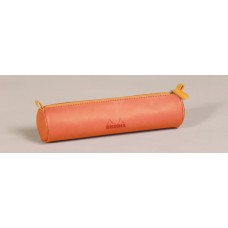 Rhodiarama Pencil Case - Tangerine