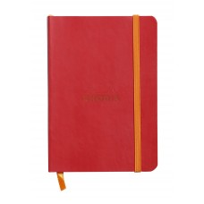 Rhodiarama Softcover Notebook A5 Poppy - Lined
