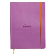 Rhodiarama Softcover Notebook B5 Lilac - Lined