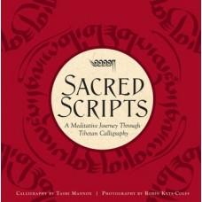 Sacred Scripts, Tashi Mannox