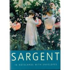 Sargent Notecard Set - Box