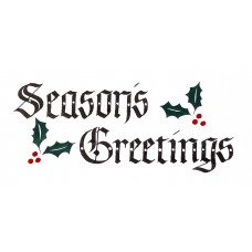 Christmas Themed Gothic Script  (intro to dip pens) : One-Day Workshop - 13 November