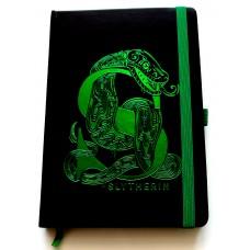 Harry Potter: Slytherin Foil A5 Notebook