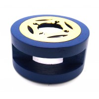 Spoon holder - blue