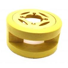 Spoon holder - yellow