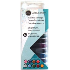 Standard Cartridges 12 pack creative colours