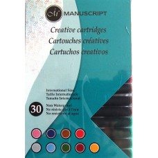 Standard Cartridges 30 pack creative colours