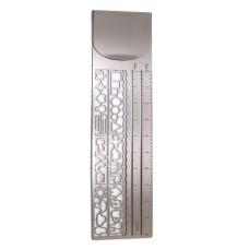 Clip Ruler - Silver