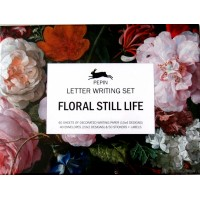 Letter Writing Set, Floral Still Life