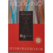 Studio 300gsm Hot Pressed Watercolour Pad - A3