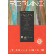 Studio 300gsm Hot Pressed Watercolour Pad - A4
