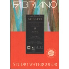 Studio 300gsm Hot Pressed Watercolour Pad - A5