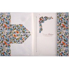 Summer Garden Paper and Envelopes - Wallet