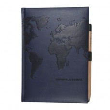 Travel Journal - Navy