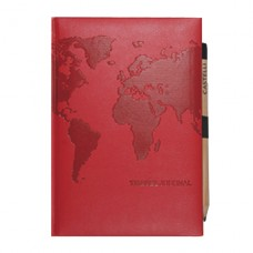 Travel Journal - Red