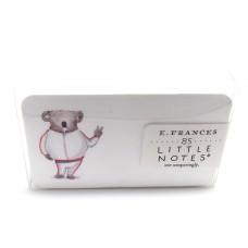 Little Notes - Track Suit Koala