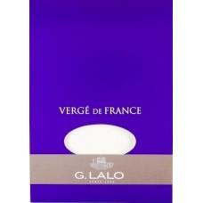 Verge de France A5 Bloc - Extra White