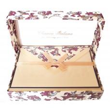 Violet Florentine Card Set - Box